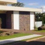 Casas Decoradas com Pedras