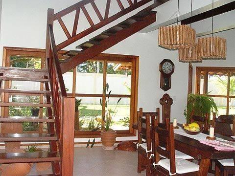 Casa de praia dentro decora o de casa for Casas decoradas por dentro