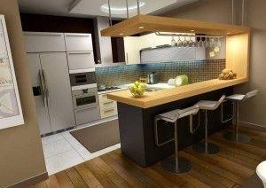 Cozinhas com Ilha 10