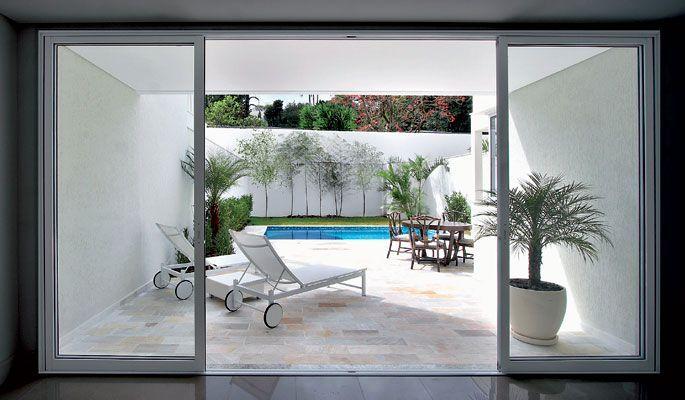Rea de lazer integrada for Juntas piscina